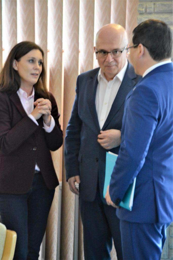Zespół TLP zAmbasadorem Kazachstanu wPolsce.